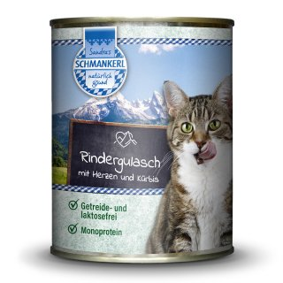Sandras Schmankerl Rindergulasch 800g.
