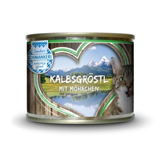 Sandras Schmankerl Kalbsgröstl 6 x 200g.