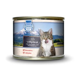 Sandras Schmankerl Wildpfandl 6 x 200g.
