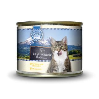 Sandras Schmankerl Ziegengulasch 6 x 200g.