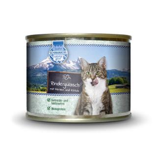 Sandras Schmankerl Rindergulasch 6 x 200g.