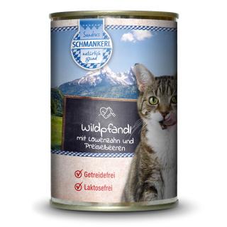 Sandras Schmankerl Wildpfandl 6 x 400g.