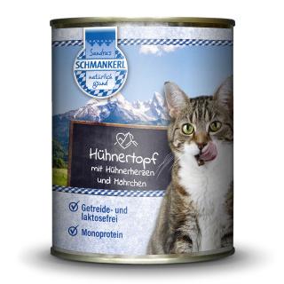 Sandras Schmankerl Hühnertopf 800g.