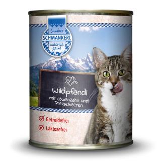 Sandras Schmankerl Wildpfandl 800g.